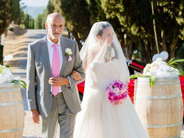 Il matrimonio di Firas e Elodie a Grosseto, Grosseto 21
