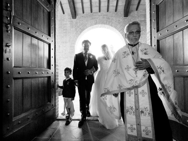 Il matrimonio di Firas e Elodie a Grosseto, Grosseto 22
