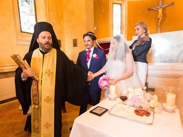 Il matrimonio di Firas e Elodie a Grosseto, Grosseto 26