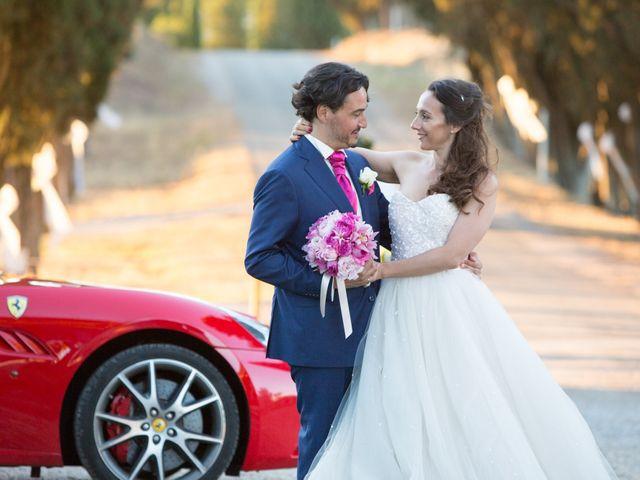 Il matrimonio di Firas e Elodie a Grosseto, Grosseto 32