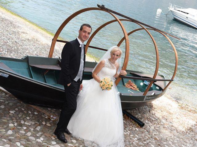 Il matrimonio di Alex e Lucia a Malgrate, Lecco 1