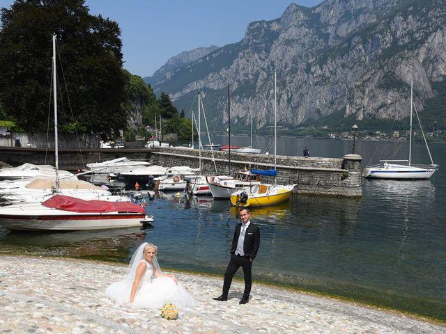 Il matrimonio di Alex e Lucia a Malgrate, Lecco 13