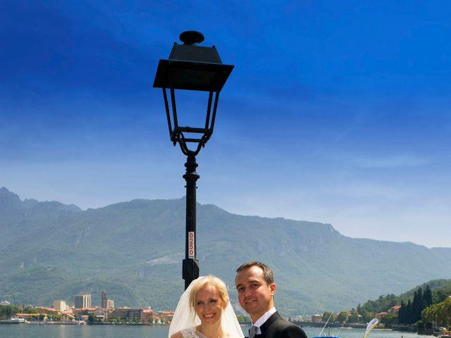 Il matrimonio di Alex e Lucia a Malgrate, Lecco 14