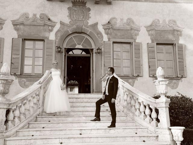 Il matrimonio di Alex e Lucia a Malgrate, Lecco 17