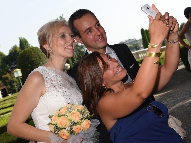Il matrimonio di Alex e Lucia a Malgrate, Lecco 18