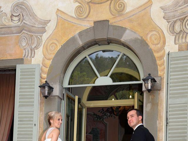 Il matrimonio di Alex e Lucia a Malgrate, Lecco 21
