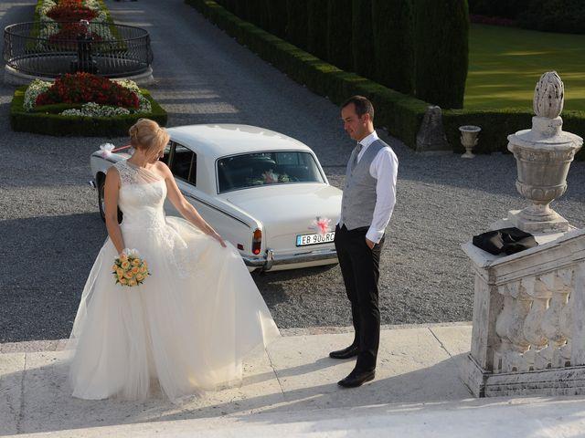 Il matrimonio di Alex e Lucia a Malgrate, Lecco 30