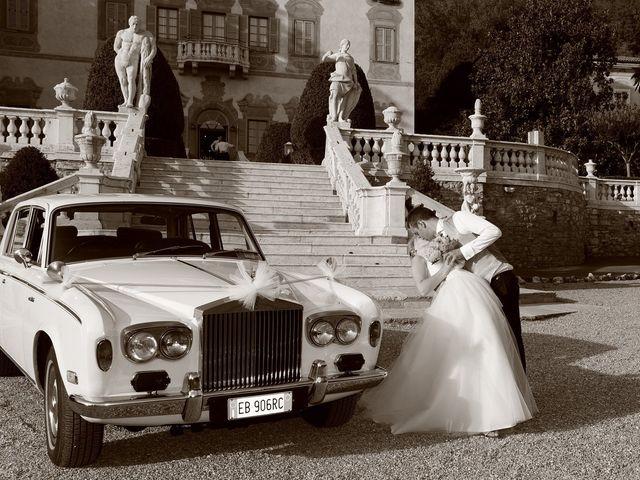 Il matrimonio di Alex e Lucia a Malgrate, Lecco 32