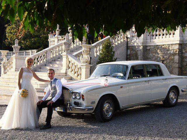 Il matrimonio di Alex e Lucia a Malgrate, Lecco 34