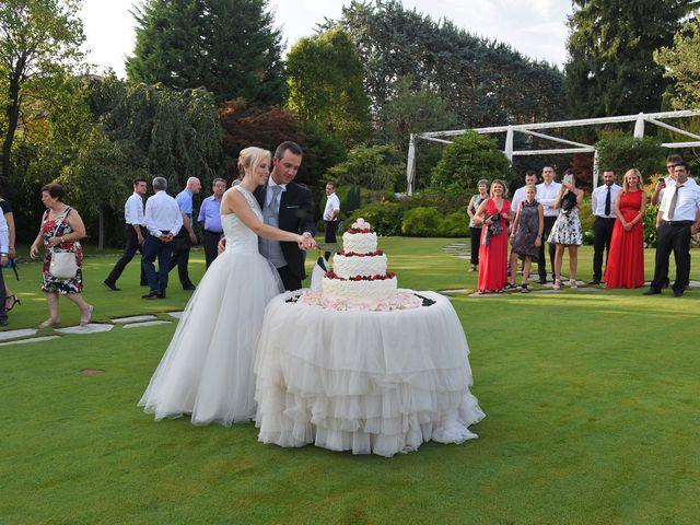 Il matrimonio di Alex e Lucia a Malgrate, Lecco 38
