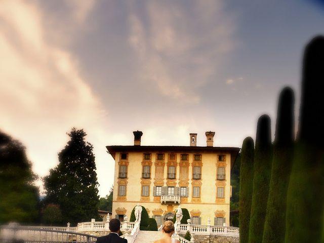 Il matrimonio di Alex e Lucia a Malgrate, Lecco 47