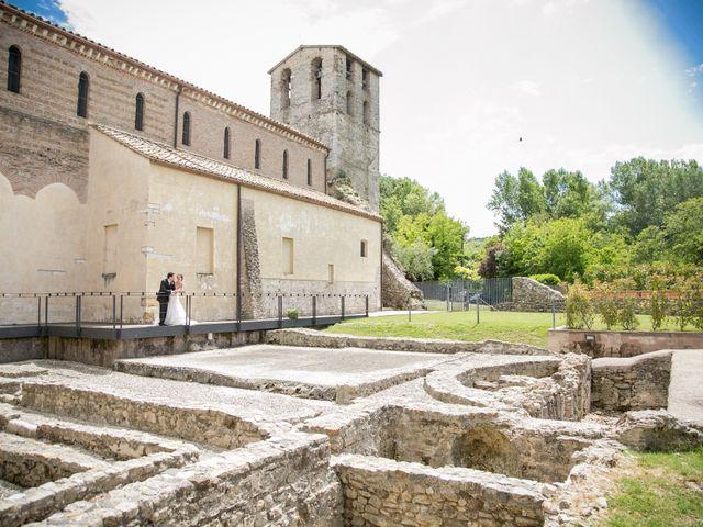 Matrimonio Ponzano Romano : Reportage di nozze christine giuseppe abbazia