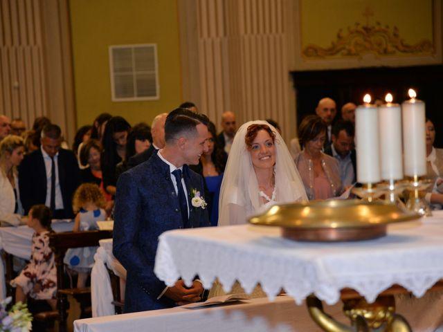 Il matrimonio di Gianbattista e Adriana a Lonato del Garda, Brescia 19