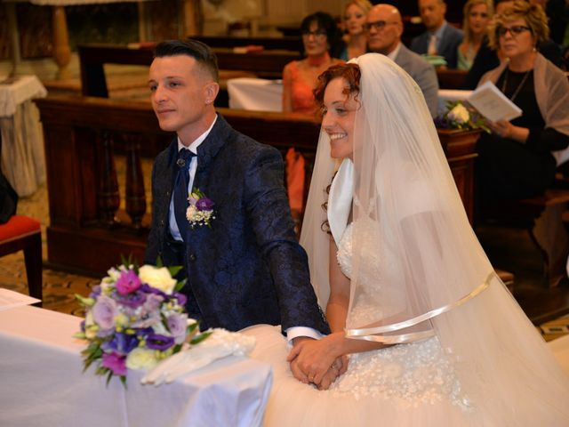 Il matrimonio di Gianbattista e Adriana a Lonato del Garda, Brescia 21