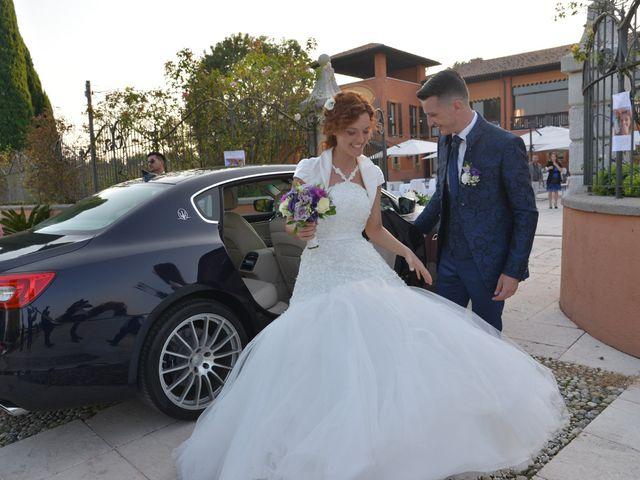 Il matrimonio di Gianbattista e Adriana a Lonato del Garda, Brescia 25
