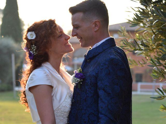 Il matrimonio di Gianbattista e Adriana a Lonato del Garda, Brescia 27