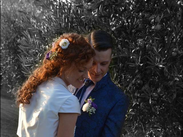 Il matrimonio di Gianbattista e Adriana a Lonato del Garda, Brescia 31