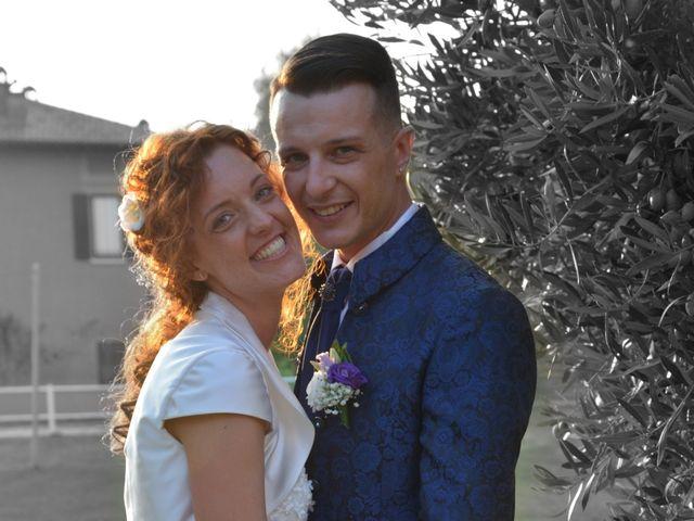 Il matrimonio di Gianbattista e Adriana a Lonato del Garda, Brescia 32
