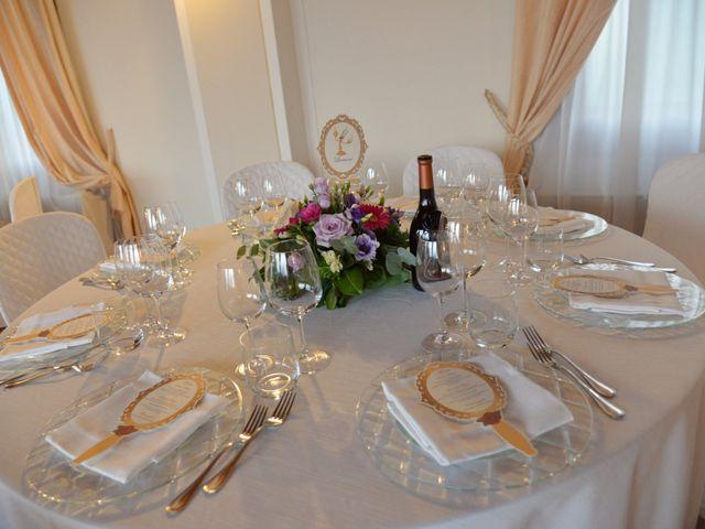 Il matrimonio di Gianbattista e Adriana a Lonato del Garda, Brescia 37