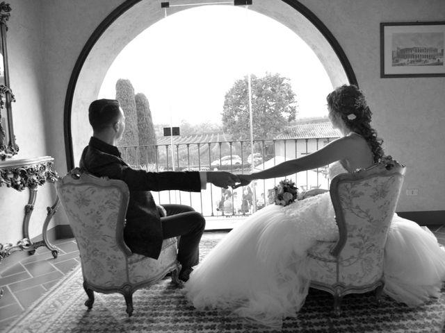 Il matrimonio di Gianbattista e Adriana a Lonato del Garda, Brescia 40