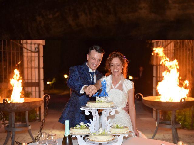 Il matrimonio di Gianbattista e Adriana a Lonato del Garda, Brescia 42