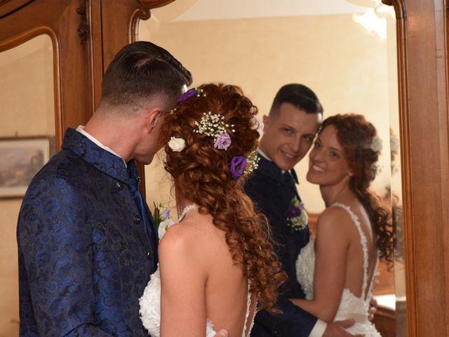Il matrimonio di Gianbattista e Adriana a Lonato del Garda, Brescia 43