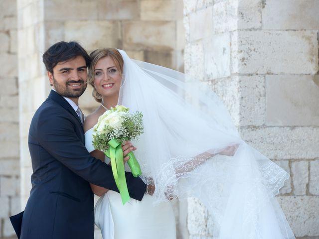 Il matrimonio di Antonio e Erika a Trani, Bari 1
