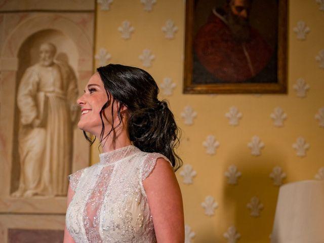 Il matrimonio di Todd e Nicole a Castelfiorentino, Firenze 24