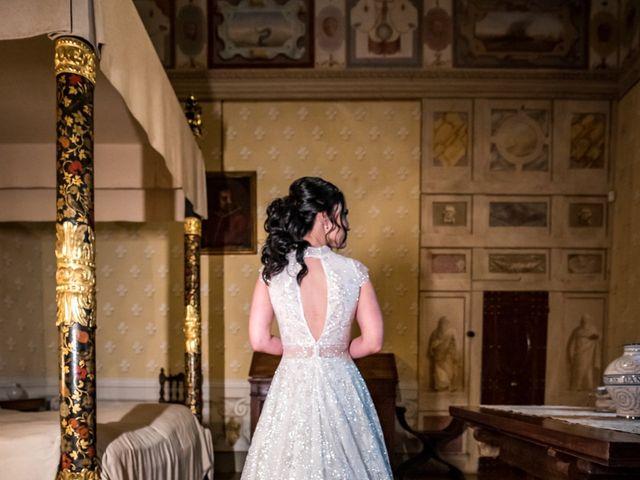 Il matrimonio di Todd e Nicole a Castelfiorentino, Firenze 26