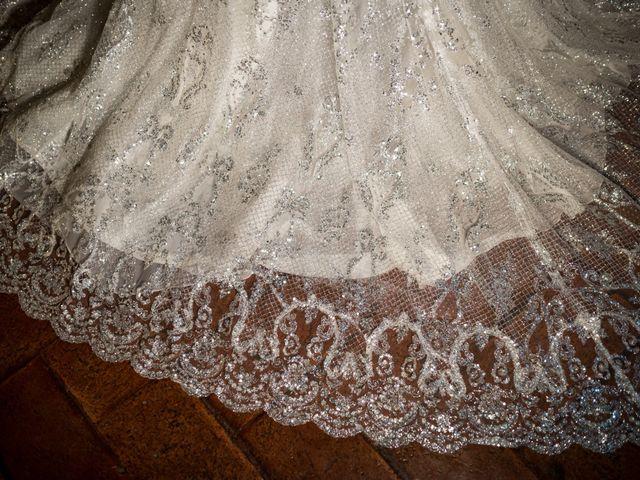 Il matrimonio di Todd e Nicole a Castelfiorentino, Firenze 27