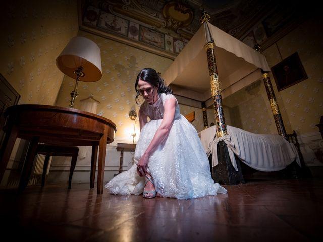Il matrimonio di Todd e Nicole a Castelfiorentino, Firenze 31