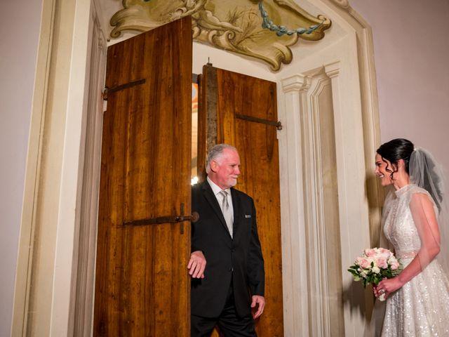 Il matrimonio di Todd e Nicole a Castelfiorentino, Firenze 38