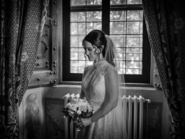 Il matrimonio di Todd e Nicole a Castelfiorentino, Firenze 40