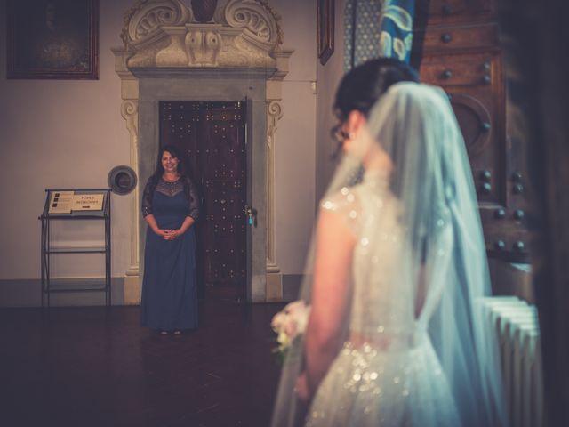 Il matrimonio di Todd e Nicole a Castelfiorentino, Firenze 41