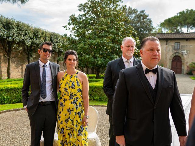Il matrimonio di Todd e Nicole a Castelfiorentino, Firenze 48