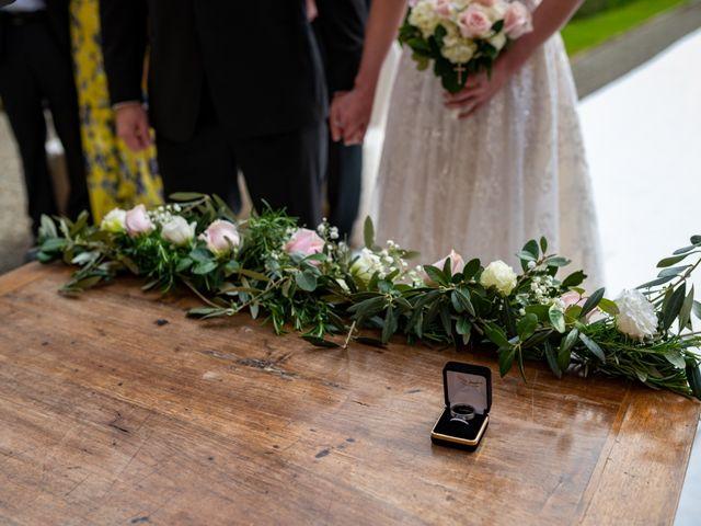 Il matrimonio di Todd e Nicole a Castelfiorentino, Firenze 49
