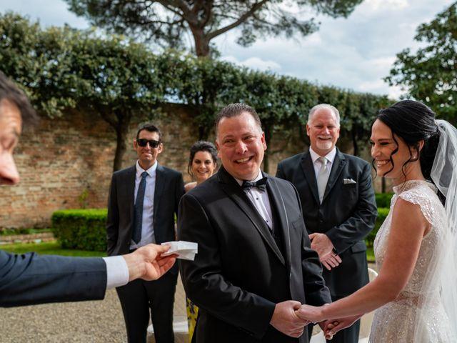 Il matrimonio di Todd e Nicole a Castelfiorentino, Firenze 51