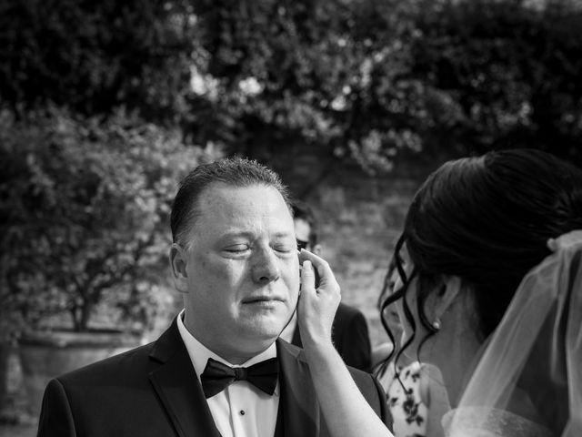 Il matrimonio di Todd e Nicole a Castelfiorentino, Firenze 53