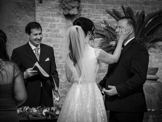 Il matrimonio di Todd e Nicole a Castelfiorentino, Firenze 54
