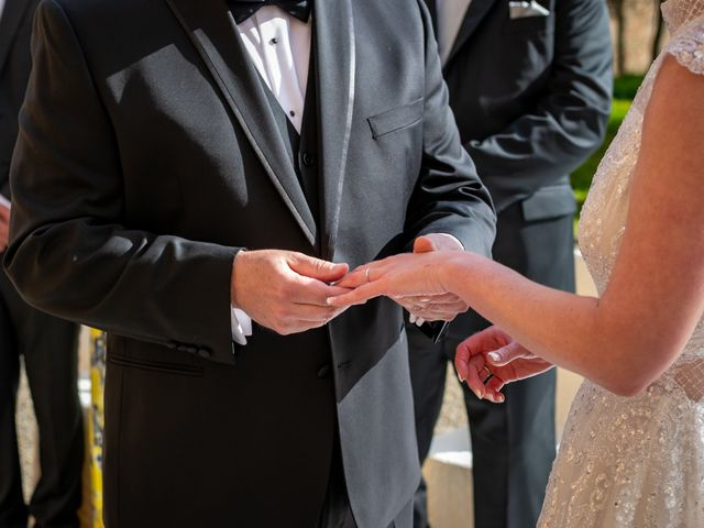 Il matrimonio di Todd e Nicole a Castelfiorentino, Firenze 56