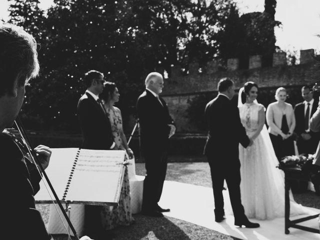 Il matrimonio di Todd e Nicole a Castelfiorentino, Firenze 59