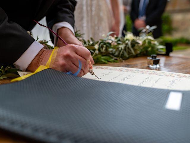 Il matrimonio di Todd e Nicole a Castelfiorentino, Firenze 64