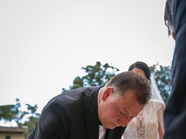 Il matrimonio di Todd e Nicole a Castelfiorentino, Firenze 65