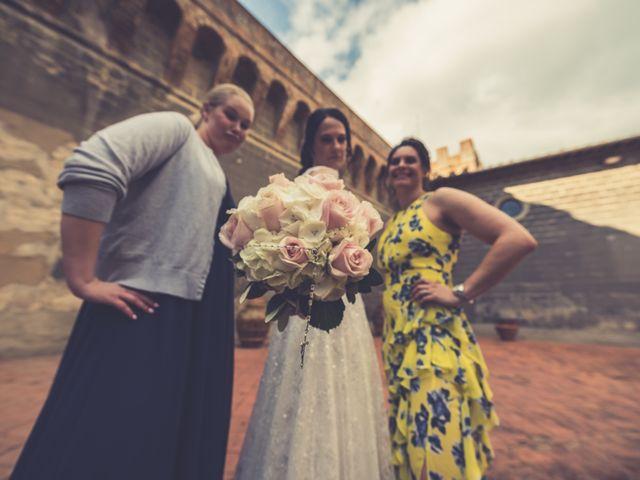 Il matrimonio di Todd e Nicole a Castelfiorentino, Firenze 68
