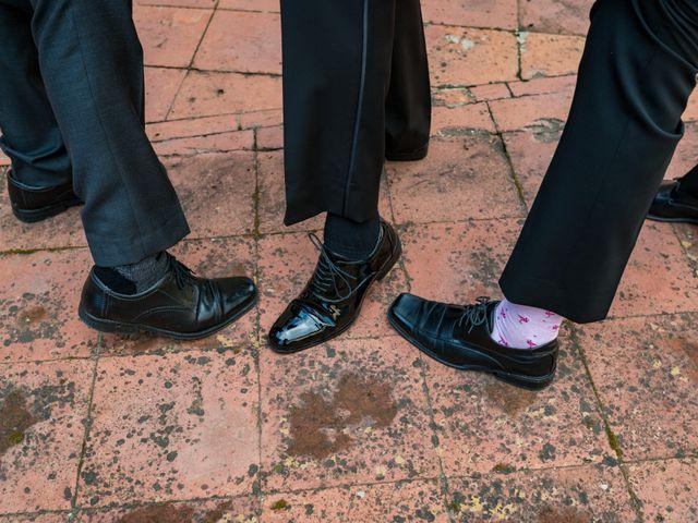 Il matrimonio di Todd e Nicole a Castelfiorentino, Firenze 69