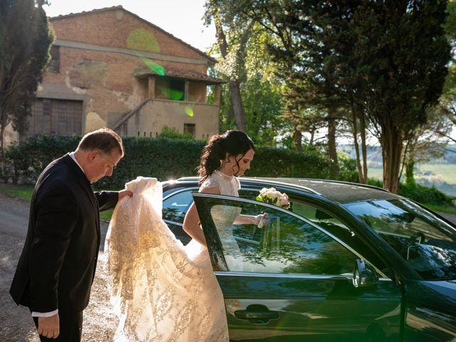 Il matrimonio di Todd e Nicole a Castelfiorentino, Firenze 70
