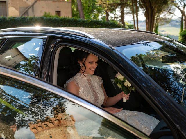 Il matrimonio di Todd e Nicole a Castelfiorentino, Firenze 71