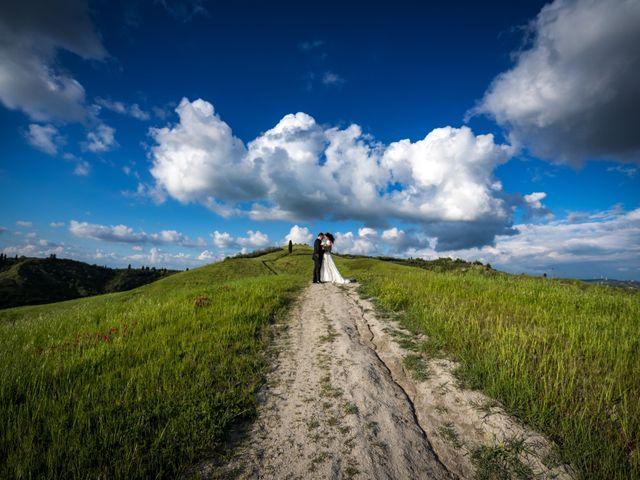 Il matrimonio di Todd e Nicole a Castelfiorentino, Firenze 72