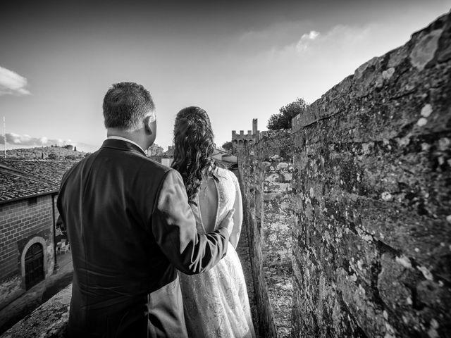 Il matrimonio di Todd e Nicole a Castelfiorentino, Firenze 83