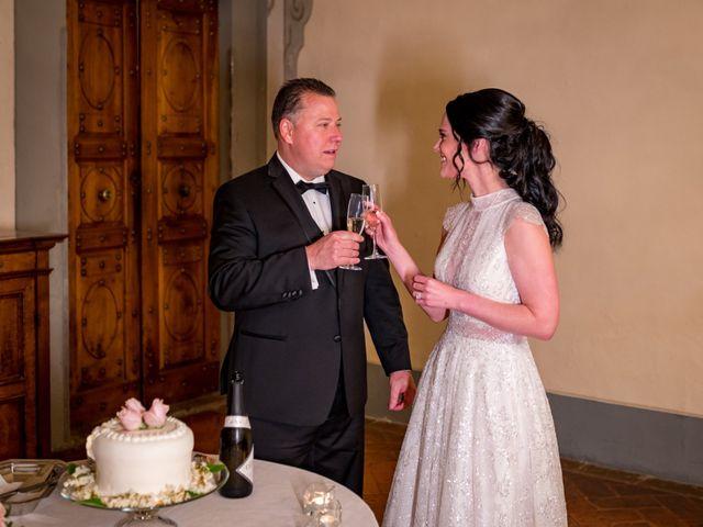 Il matrimonio di Todd e Nicole a Castelfiorentino, Firenze 97